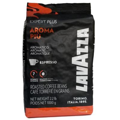 Кофе Lavazza Aroma PIU в зернах 1 кг