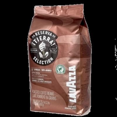 КофеLavazza Tierraв зернах 1 кг
