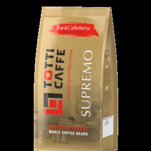 Кофе TOTTI CAFFE SUPREMO в зернах 1 кг