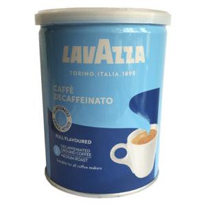 Кофе без кофеина Lavazza Dek молотый ЖБ
