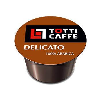 Кофе TOTTI Caffe DELICATO в капсулах