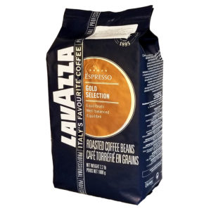 Кофе Lavazza Gold Selection в зернах 1 кг
