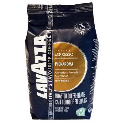 Кофе Lavazza Pienaroma в зернах 1 кг