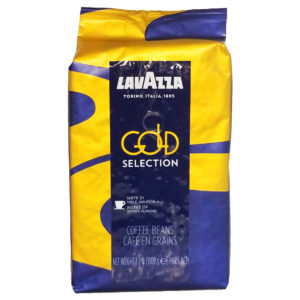 Кофе Lavazza Gold Selection в зернах 1 кг