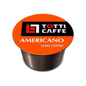 Кофе TOTTI Caffe Americano в капсулах