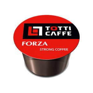 Кофе TOTTI Caffe Forza в капсулах