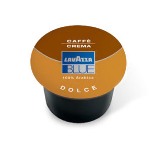 Кофе Lavazza BLUE Caffè Crema Dolce в капсулах 100 шт