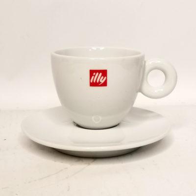Чашка кофейная illy для капучино 170 мл