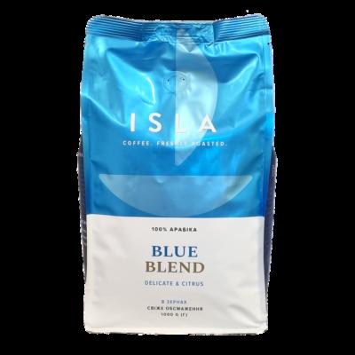 Кофе ISLA BLUE BLEND в зернах 1 кг