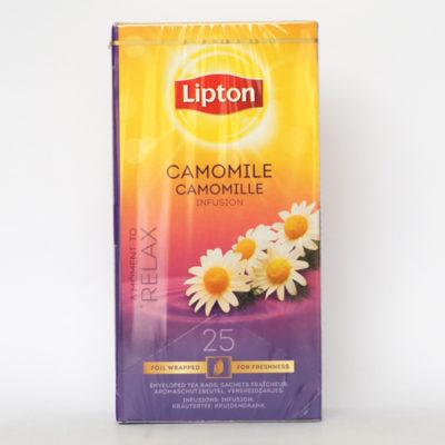 Чай Lipton CAMOMILE в пакетиках