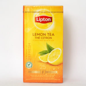 Чай Lipton Lemon в пакетиках