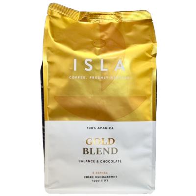 Кофе ISLA GOLD в зернах 1 кг