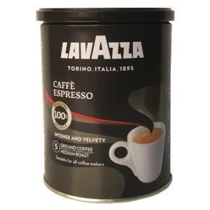 Кофе Lavazza Espresso молотый в ЖБ