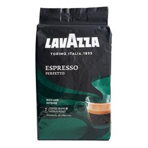 Кофе Lavazza Espresso Perfetto в зернах 1 кг
