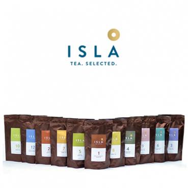 Чай Isla – премиальный чай для заварника