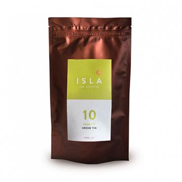 Чай Isla зелёный с саусепом SOURSOP, 100 г