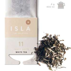 Чай Isla белый WHITE 10 пакетиков