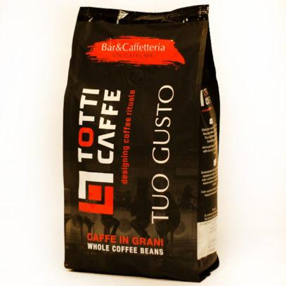 Кофе TOTTI CAFFE TUO GUSTO в зернах 1 кг
