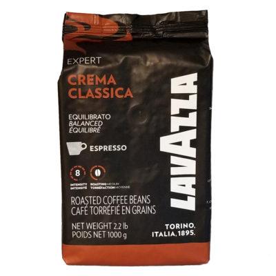 Кофе Lavazza Expert Crema Classica в зернах 1 кг