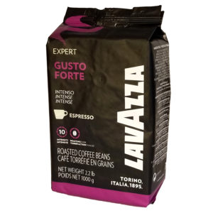 Кофе Lavazza Expert Gusto Forte в зернах 1 кг