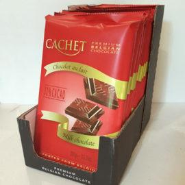 Бельгийский премиум-шоколад CACHET