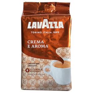 Кофе Lavazza Crema e Aroma в зернах (NEW)