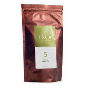 Чай Isla зелёный с жасмином Jasmine 100 грамм
