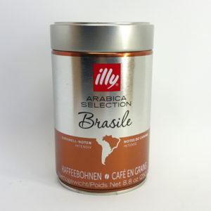 Кофе Illy Arabica Selection Бразилия в зернах 250 г