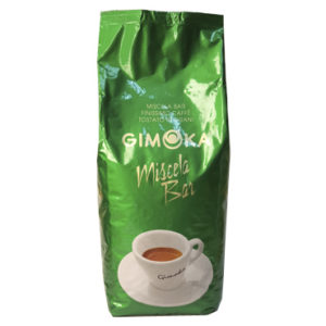 Кофе Gimoka Miscela Bar в зернах 3 кг
