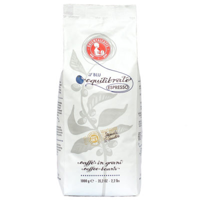 Кофе ORIENTALCAFFE IL BLU в зернах 1 кг