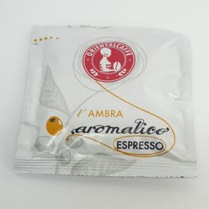 Кофе ORIENTALCAFFE L`AMBRA молотый в монодозах 7 г