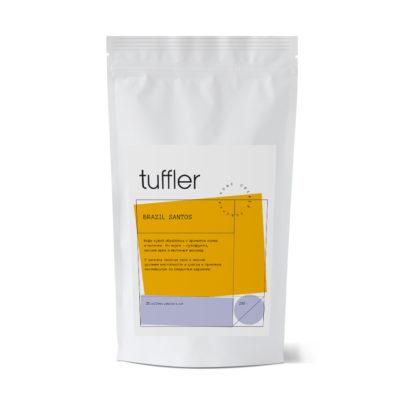 Кофе TUFFLER Brazil Santos 250 г