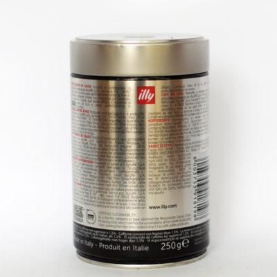 Кофе Illy Espresso Dark в зернах 250 г