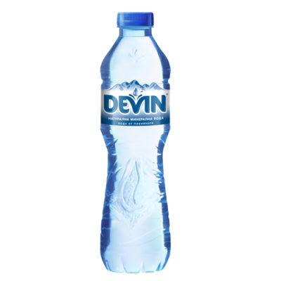 Вода DEVIN минеральная негазированная 500 мл