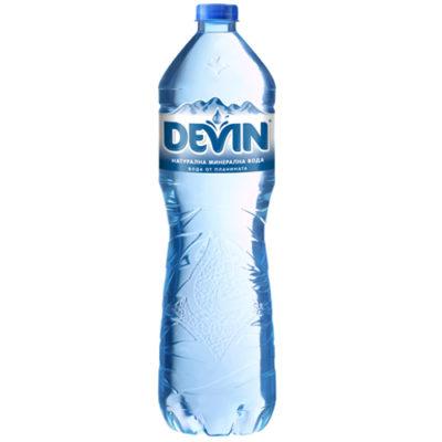 Вода DEVIN минеральная негазированная 1500 мл
