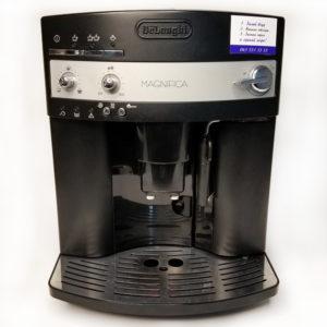 Кофемашина DeLonghi ESAM 3000 B Magnifica — б/у