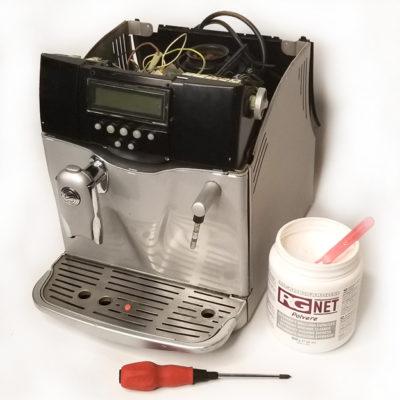 Полное обслуживание кофемашины в офисе