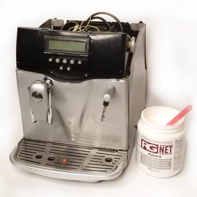 Полное обслуживание кофемашины на выезде