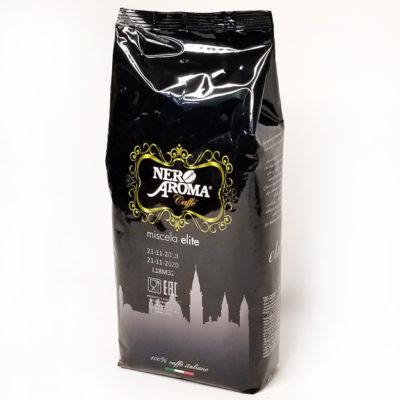Кофе Nero Aroma Elite в зернах — АКЦИЯ — 3 кг со скидкой 32%