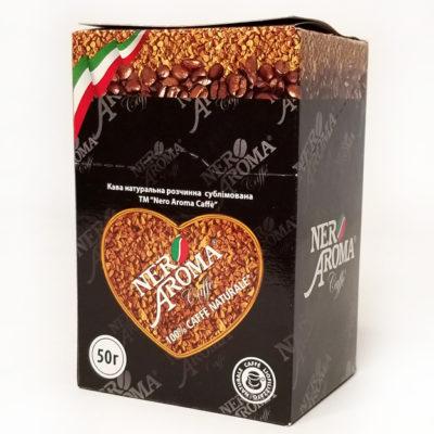 Кофе Nero Aroma Caffe растворимый 2 г x 25 стиков