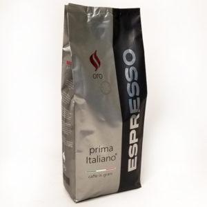 Кофе Prima Italiano Oro Espresso в зернах 1 кг
