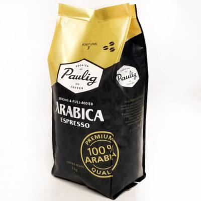 Кофе Paulig Arabica Espresso 100% Арабикa в зернах 1 кг