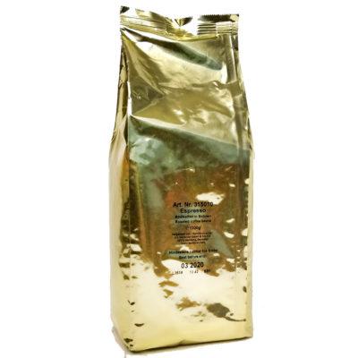 Кофе J.J.Darboven Espresso Gold в зернах 1 кг