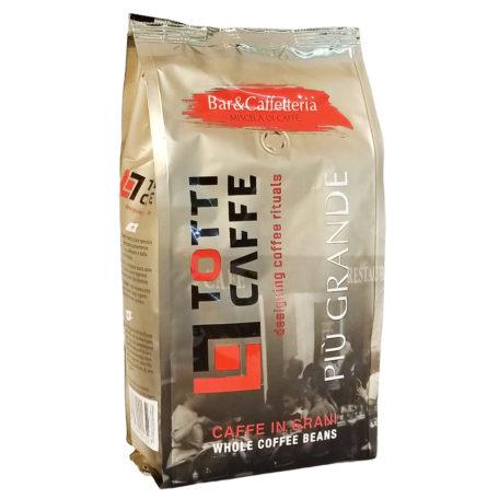 Кофе TOTTI CAFFE PIU GRANDE в зернах