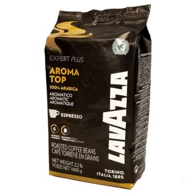 Кофе Lavazza Aroma Top в зернах 1 кг