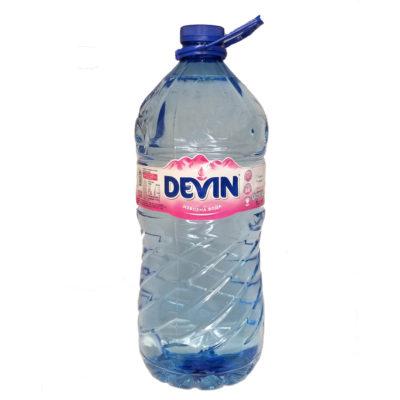 Вода DEVIN родниковая негазированная 6 л