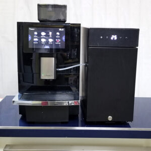Кофемашина Liberty`s F11 Plus 2L с холодильником