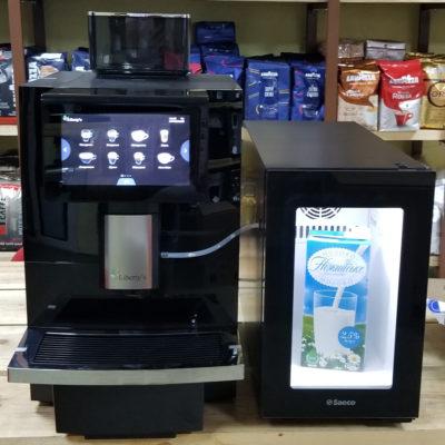 Аренда кофемашины Liberty`s F11 с холодильником в офис с более 20 чел