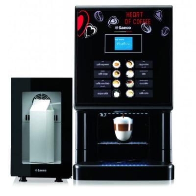 Кофемашина Saeco Phedra EVO Cappuccino с холодильником