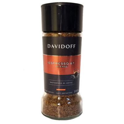 Кофе Davidoff Espresso 57 растворимый в стеклянной банке 100 г